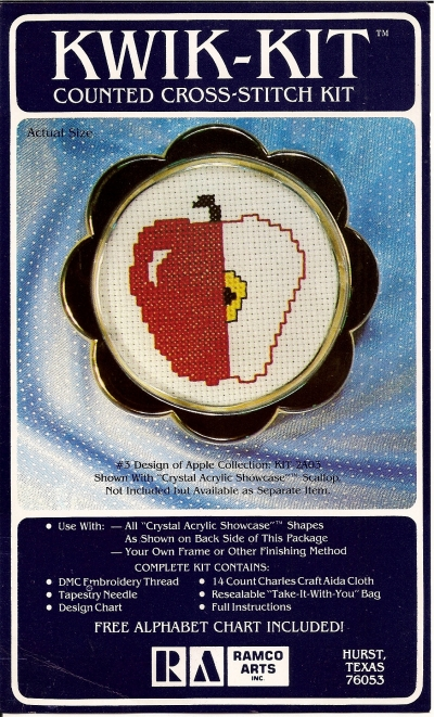 Apple CrossStitch