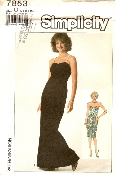 Simplicity 7853 - Click Image to Close