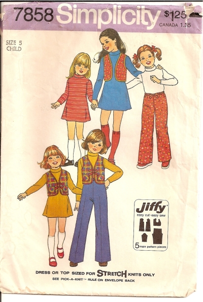 Simplicity 7858 - Click Image to Close