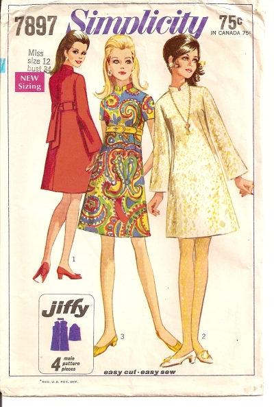Simplicity 7897 - Click Image to Close